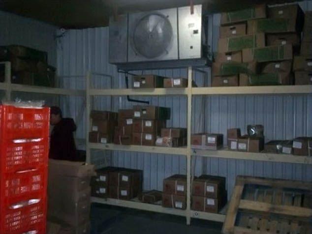 Equipos refrigerados y cámaras de refrigeración para productos cárnicos - SOCODICA